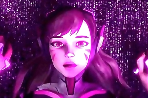Inside D.Va&acute_s &quot_girl cave&quot_