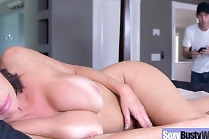 Sexy Housewife (Veronica Avluv) With Big Jugss Nailed Hardcore On Cam vid-26