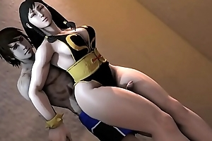 FapZone // Chun-Li (Street Fighter V)