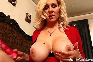 Busty Stepmom Wants You involving Jerk Off for Her!