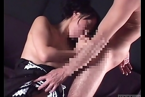 Subtitled bizarre elite Japanese couple sex slave tradition