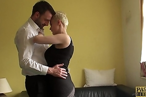 British slut assfucked guestimated waiting for cuminmouth