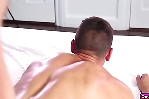 Connor bury his tongue and dick to Brenners butt