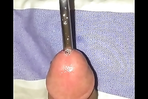 Amateur Deep curved Fork Sounding in Bed