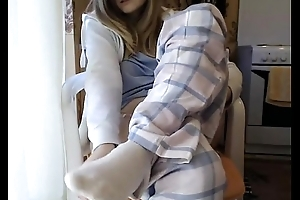 Magnificent Pale Teen Squirts On Cam Desolate At 457cams.com