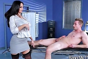 Intercorse Between Sexy Doctor And Slut Horny Patient (Ava Addams) mov-04
