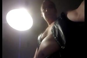 Leather gay from Finland