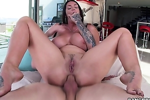 Lord it over babe Alison Tyler Gets Deep Anal Sex distance from BangBros! (btra14829)