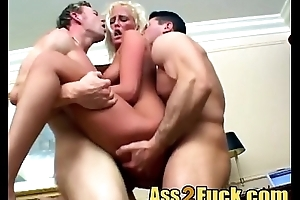 Expert blonde protest surprise chunky cock triptych