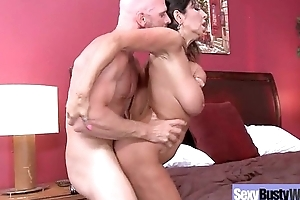 Hard Intercorse Tape On touching Sexy Busty Wife (Tara Holiday) mov-27