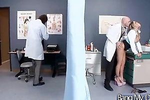 Carnal knowledge With Dirty Mind Doctor And Seduced Hot Slut Patient (payton west) mov-21